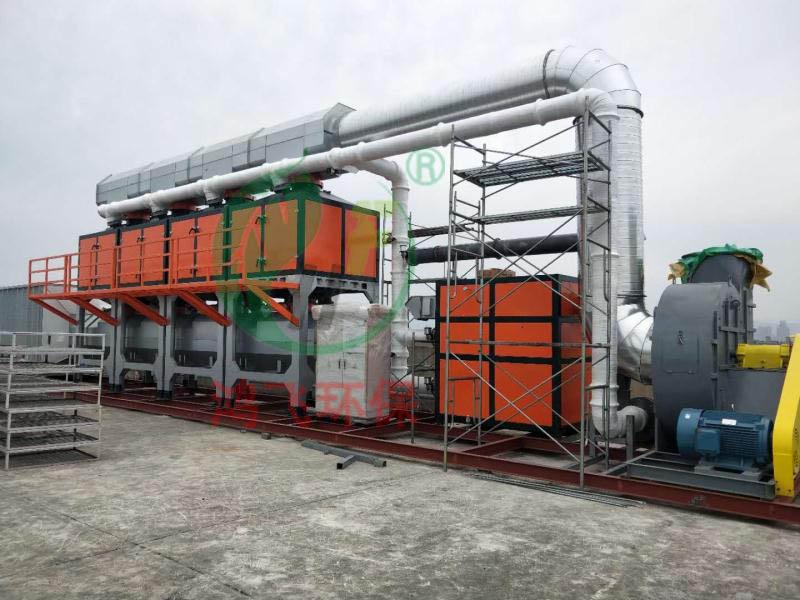 RCO催化燃烧处理设备
